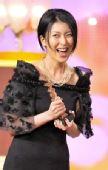图:第33届日本电影学院奖--松隆子笑容满面