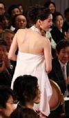 图:第33届日本电影学院奖--绫濑遥美背迷人