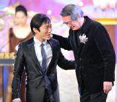 图:第33届电影学院奖--香川照之获最佳男配角