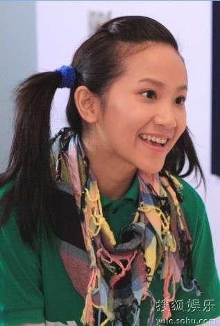解惠清《丑女4》演非主流 称角色与自身反差大
