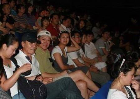 第N次夫唱妇随:剧院
