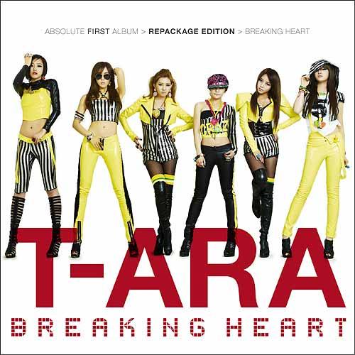 T-ara《Breaking Heart》