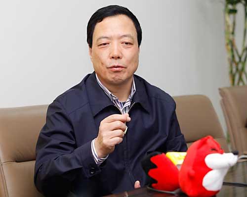 搜狐财经专访全国人大代表、天士力公司董事长闫希军