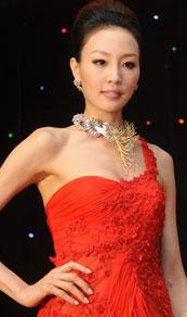 第27届香港国际珠宝展,情迷俄罗斯派对,名模陈嘉容