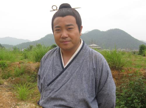 古装大戏《美人心计》定妆照 邓细斌 饰 王远