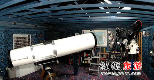 天文学家客栈――美国亚利桑那州的本森