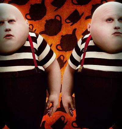 """""""双胞胎""""马特-卢卡斯"""