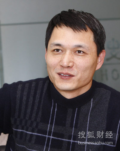 国家教育发展研究中心体制室副主任王烽(摄影:李志岩)