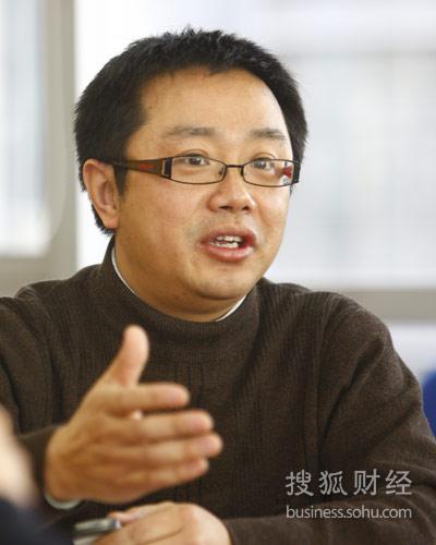 北京大学政府管理学院教授顾昕(摄影:李志岩)