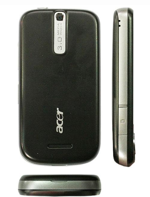 挑战HTC Acer入门Android新机E110评测