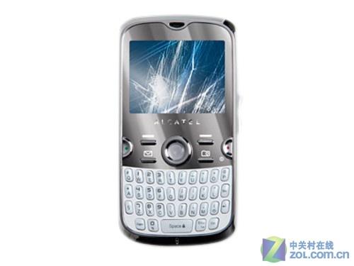 白领首选时尚手机 阿尔卡特OT-800低价