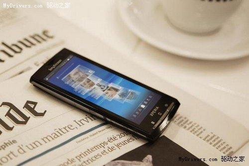传索尼爱立信XPERIA X10将装Android 2.2系统