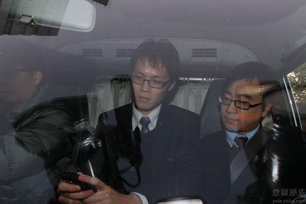 图:TVB多名高层被香港廉政公署拘捕10