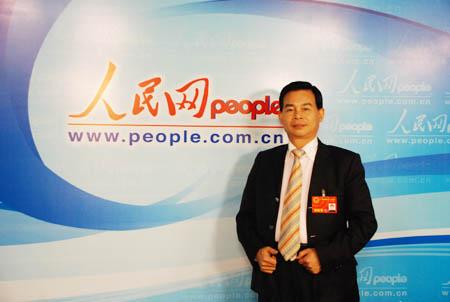全国人大代表、志高空调董事长李兴浩先生