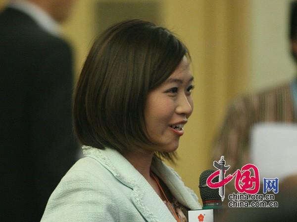 澳亚卫视记者提问 中国网 曾志