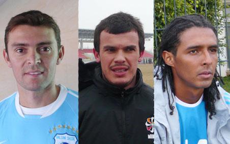 何塞、博科、洛佩兹