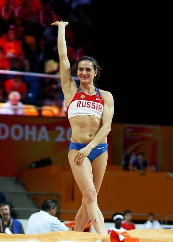 俄罗斯伊辛巴耶娃