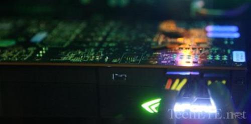 【03.15】GeForce GTX 480显卡偷拍新照