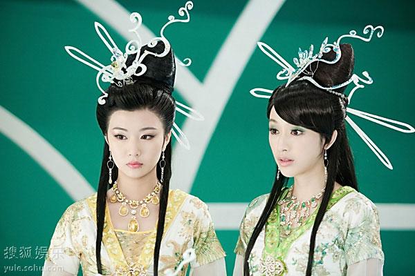 图:《欢天喜地七仙女2》剧照 - 三四仙女
