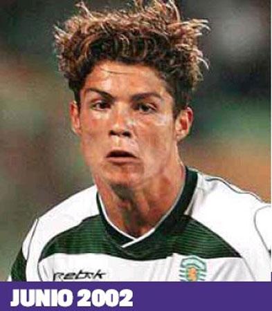 ...世界足坛最具影响力的球员之一c罗过去8年间在球场上的进步...