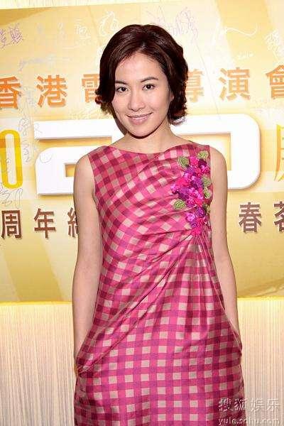 叶璇获邀出席香港电影导演会春茗晚宴