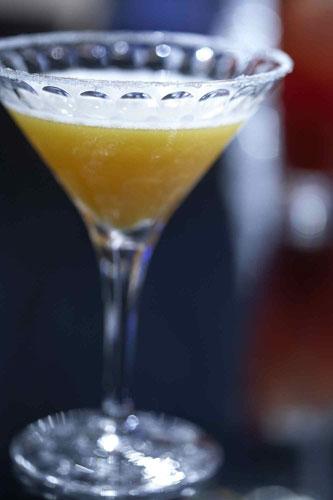 M bar的格雷伯爵茶