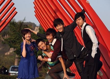 五位主要演员在续集中的全新造型