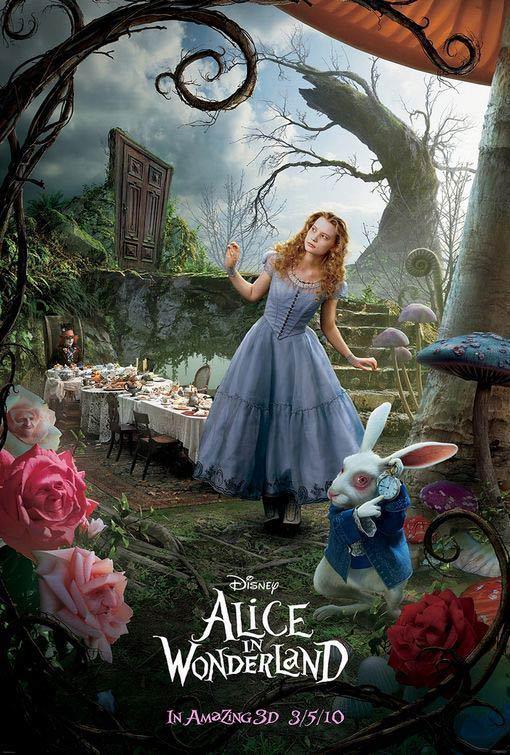 《爱丽丝梦游仙境》即将在内地上映