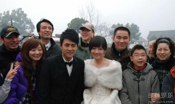 薛佳凝和杜淳搭档《租个女友回家过年》