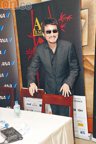 梁家辉担任《第四届亚洲电影大奖》评审团主席