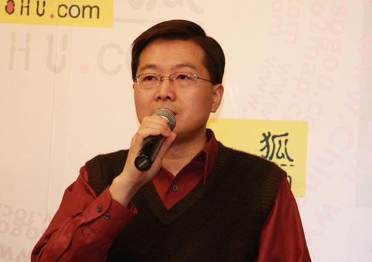 诺基亚互联网服务事业部互联网服务部门总监曾泉涛