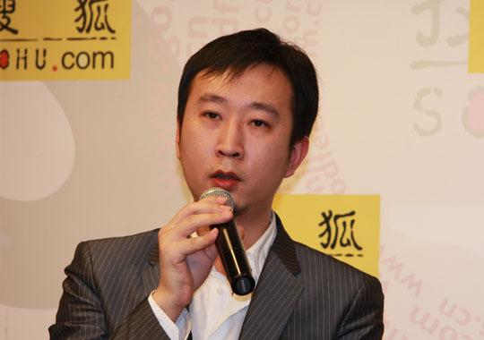 Symbian协会中国社区经理马力