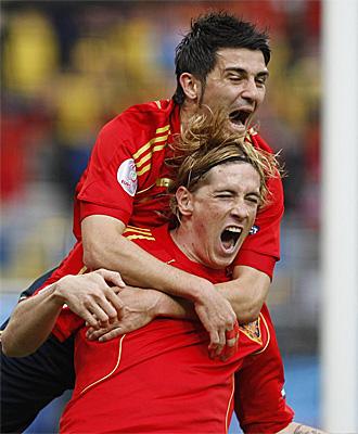 1-比利亚托雷斯(西班牙)