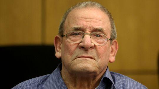 88岁前纳粹党卫军获终身监禁 二战十大要犯之