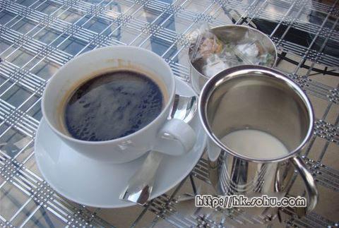 名牌加持的咖啡:大约1000元日币的消费在银座并不算贵