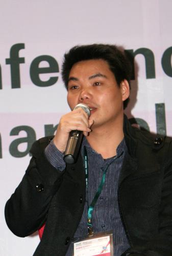 广州香鳄实业有限公司经理黄齐富