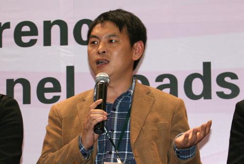 奥康集团广州总经理吴家平