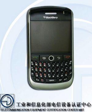 黑莓8910