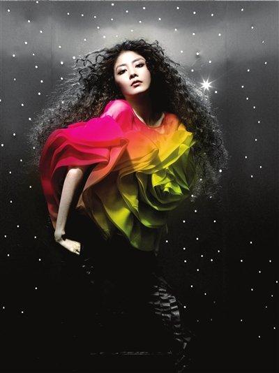 陈慧琳新唱片《微光》