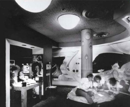 1970年夏天亨德里克斯在Electric-Lady录音室