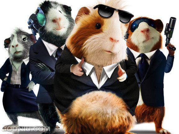 《豚鼠特工队》
