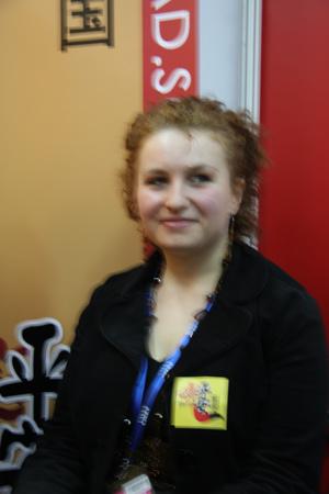 罗兹大学,Karolina Korytkowska-Ogrodowczyk