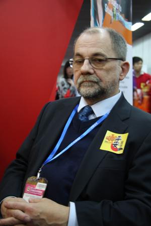 波兰热舒夫信息技术与管理大学、TISCHNER欧洲大学代表