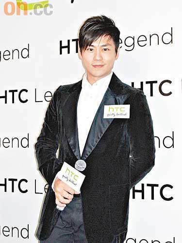 森美笑言要抢邓健泓饭碗,担任《劲歌金曲》主持人。