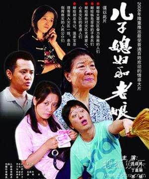 《儿子媳妇和老娘》海报