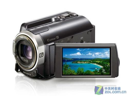 时尚高清闪存DV 索尼XR350E送礼包6980元