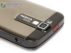 时尚滑盖商务 诺基亚E66特价仅1440元