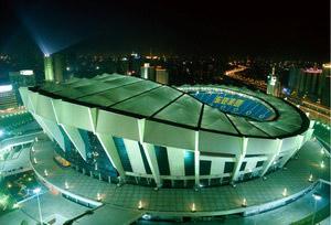 上海东亚八万人体育场