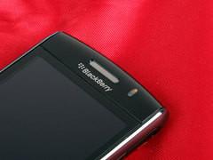 3G双网商务典范 黑莓9550圣诞再降100元