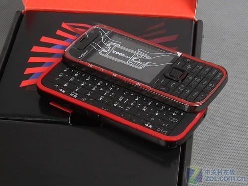 侧滑QWERTY全键盘 诺基亚5730低价促销